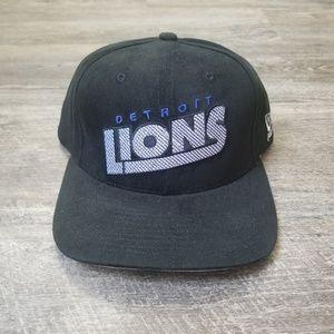 1990s Detroit Lions snapback hat